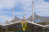 Olympic Stadium in Munich Germany — Stock Photo