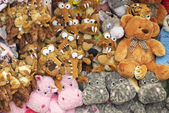 Stuffed Animals — Stock Photo