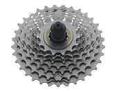 Bike Sprocket — Stock Photo