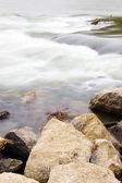 Waterfall movement — Stock Photo