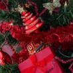 Christmas gift — Stock Photo #1917479