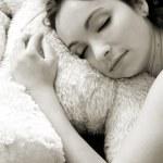 Sleeping beauty — Stock Photo #1919677