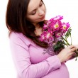 Pregnant woman — Stock Photo #1966555