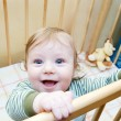 Funny face of baby boy — Stock Photo #2068439