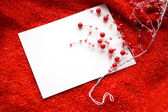 Greeting love card — Foto Stock