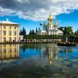 Stock Photo: Peterhof, St.-Petersburg