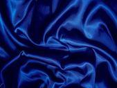 Blue textile — Stok fotoğraf