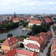 Wroclaw city — Stock Photo
