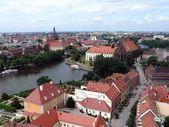 Wroclaw city — Stock Photo