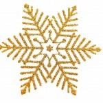 Gold star — Stock Photo #1981938