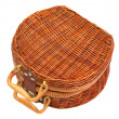 Stock Photo: Wicker box
