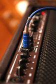 Combo de guitarra — Foto Stock