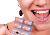 Pill — Stock Photo