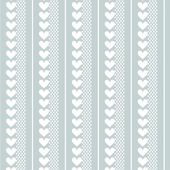 Vector Heart background — Vector de stock