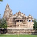 Khajuraho, India, Lakshmana Temple — Stock Photo