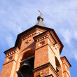 Stock Photo: Brick Belltower