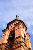Brick Belltower — Stock Photo