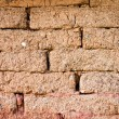 Mud bricks — Stock Photo