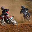 Motocross — Stock Photo