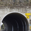 Highway Tunnel — Stock Photo