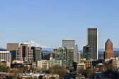 Portland Oregon Downtown Skyline — Stock Photo