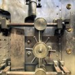 Stock Photo: Old Bank Vault