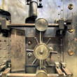 Old Bank Vault - Stock Photo