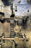Old Bank Vault — Stock Photo