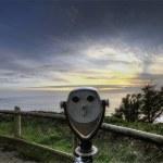 Живописные точки зрения на Cape Meares — Стоковое фото