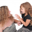 Mother and daughter — Stock Photo #2037441