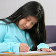 Stock Photo: Student girl