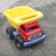 Toy truck — Stock Photo #2040251