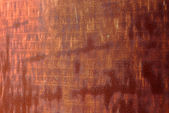 Rusty texture on a silo — Stock Photo
