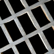 Grate background — Stock Photo