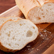 Sliced bread - Stock Photo