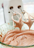 Cake batter — Stock Photo