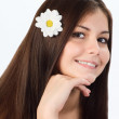 Pretty young girl — Stock Photo #1897756
