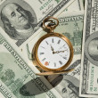 Time and Money concept image. — Stock Photo #1975527