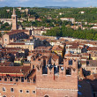 Skyline of Verona, Italy — Stockfoto #2636198