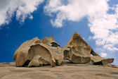 Several of the Remarkable Rocks — Стоковое фото