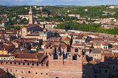Horizonte de verona, italia — Foto de Stock