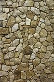 Rock muur achtergrond verticale — Stockfoto