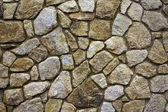 Rock wall background — Stock Photo