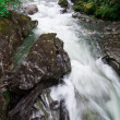 Stock Photo: Rapid Mountain Rive