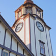 Historic clock tower — Stock Photo