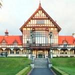 Historic museum in Rotorua — Stock Photo #2076702