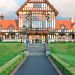 Stock Photo: Historic museum in Rotorua