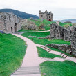 Ruin castle in Scotland — Stock Photo #2564205