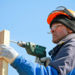 Construction worker — Stock Photo #2514133