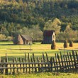 Landscape in Bucovina,Romania - 